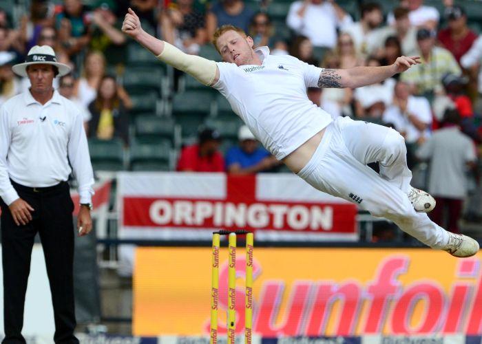 Ben Stokes: England's own Superman